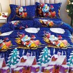 Lenjerie de pat Cocolino 2 persoane Laponia