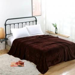 Patura Cocolino 200x230cm Dark Brown