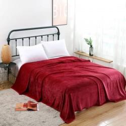 Patura Cocolino 200x230cm Cherry Red