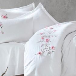 Lenjerie de pat 2 persoane Bumbac Satinat 3D Bride